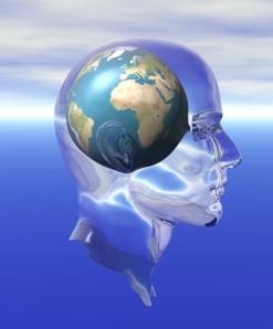 O cérebro do planeta