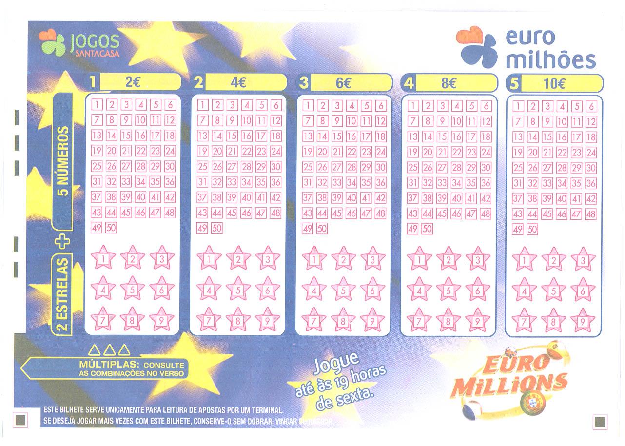 Porque Nao Jogo No Euromilhoes